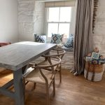 Anchor cottage dining space